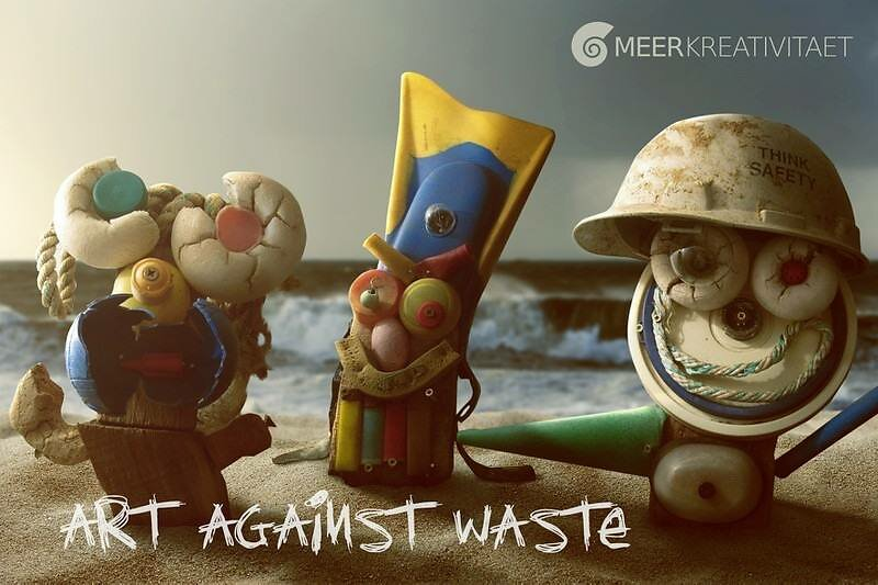 art against waste